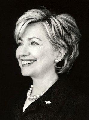 Hillary Rodham Clinton 24X36 Poster SDG #SDG735962 by Spot Dog