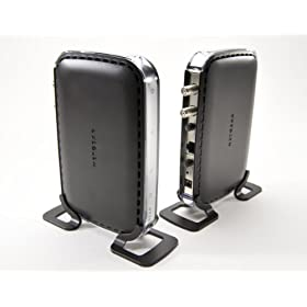 NETGEAR MCAB1001 MoCA Coax-Ethernet Adapter Kit (2 Kits = 4 Adapters)