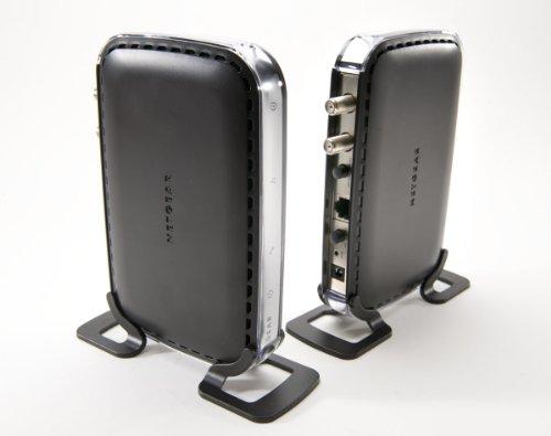 NETGEAR MCAB1001 MoCA Coax-Ethernet Adapter Kit (Black