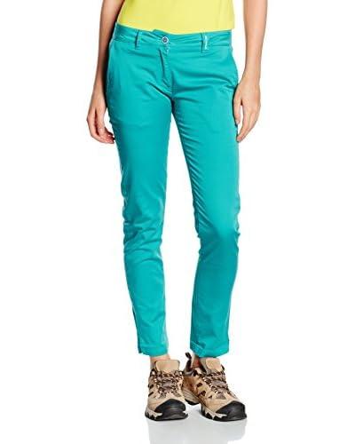 Think Pink Pantalone da Trekking [Bianco]