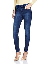 Gas Women's Skinny Jeans (85061WK59_Blue_30)