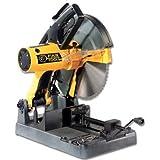 Fartools 115510 Tronçonneuse métal 2200 W Diamètre 355 mm Alésage 25,4 mm