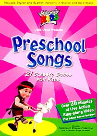 Cedarmont Kids Sing-along-songs Preschool Songs from Time Life (Ventura)
