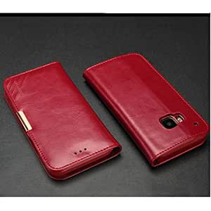 KALAIDENG Royale Series Protective Leather Case For HTC ONE M9-Red
