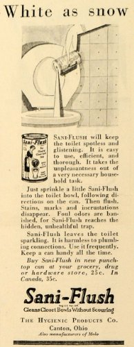 1928-ad-hygienic-products-sani-flush-toilet-cleaning-original-print-ad