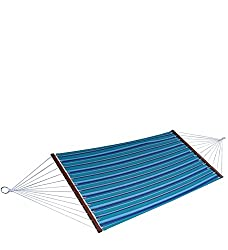 Hangit Extra Wide Canvas Hammocks Swings | Ideal birthday wedding anniversary gifts for husband hubby