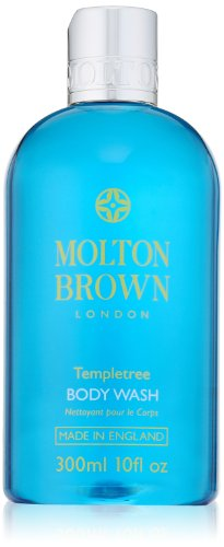 Molton Brown Men's Temple Tree Bath & Shower Gel