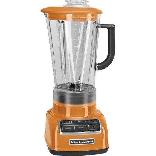 Kitchenaid Diecast 5-speed Blender Ksb1575tg Diamond Vortex Blade Tangerine