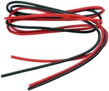 Kms 16 Gauge Silicone Wire 1M Red & 1M Black