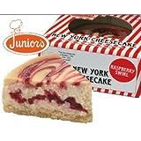 ジュニアーズ ニューヨーク チーズケーキ  (B ラズベリースワール) ランキングお取り寄せ