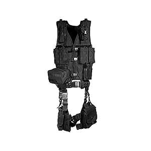 UTG Ultimate Tactical Gear Modular 10 Piece Complete Kit , Black