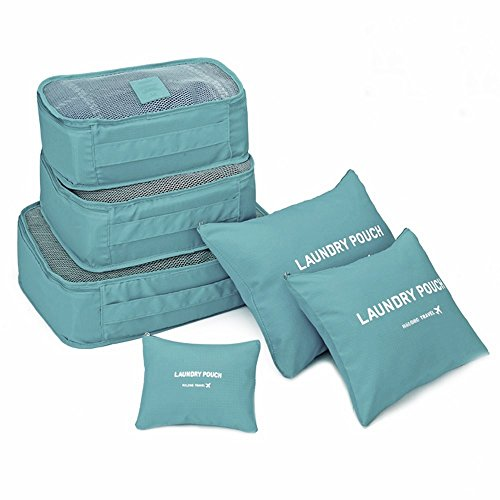 china-telecom-6-cube-organizer-laundry-pouch-traveling-bag-travel-packing-cubes-set-blue