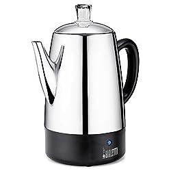 8-Cup Coffee Percolator