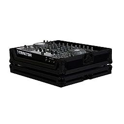 Odyssey Cases FRTS4BL | Traktor Kontrol S4 MK2 DJ MIDI Controller Black Label Case