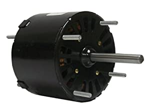 Fasco D127 3.3-Inch General Purpose Motor, 1/40 HP, 115 Volts, 1500 RPM, 1 Speed, 1 Amps, OAO Enclosure, CCWSE Rotation, Sleeve Bearing