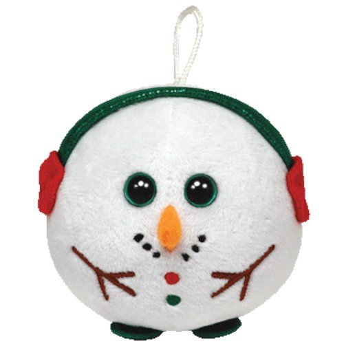 Ty Baby Beanies Chilly - Snowman - 1