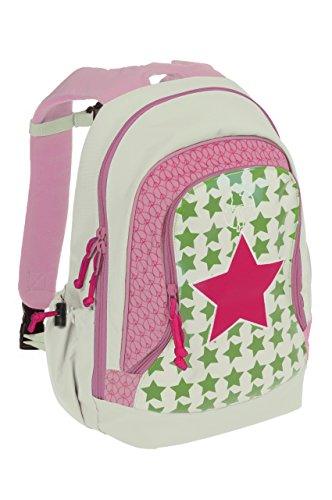 Lassig 4Kids Mini Backpack Big, Starlight magenta - 1