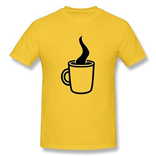 Hua-1-Jun Boy Coffee Time T-Shirt