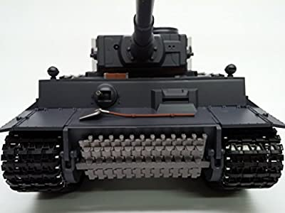 Taigen Tiger 1 Early Version Airsoft Plastic Model RTR RC Tank 1/16th 2.4GHz TAG12012