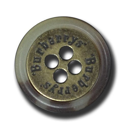 knopfparadies-10-klassische-designerknopfe-17mm-knopfe-rand-messingfarben-rand-hornimitat-metall-und