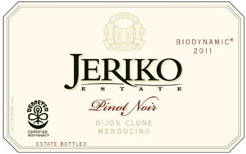 2011 Jeriko Estate Pinot Noir Dijon Clone 750 Ml