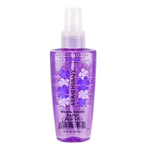 Styling & Finishing by Keratherapy Keratin Infused Rapid Rescue 125ml