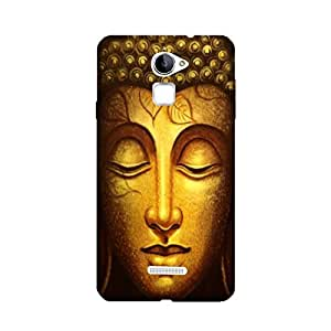 PrintRose Coolpad note 3 lite back cover - High Quality Designer Case and Covers for Coolpad note 3 lite Buddha