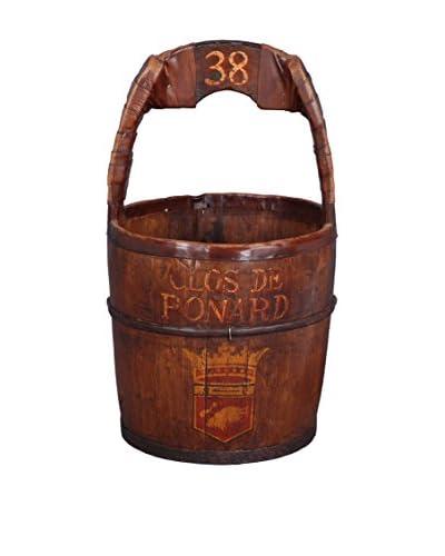 The Grape Picker's Barrel