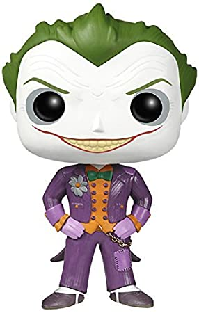 Funko - POP Heroes - Arkham Asylum - Joker