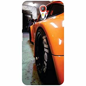HTC Desire 620G Back Cover - Smooth Drive Designer Cases