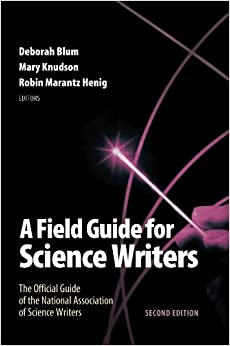a field guide for science writers association
