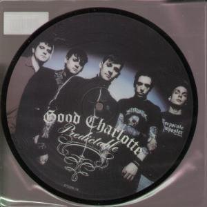 PREDICTABLE 7 INCH (7 VINYL 45) UK EPIC 2004 by GOOD CHARLOTTE
