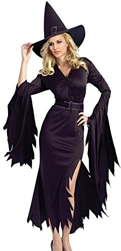 Anmengte Halloween Masquerade Party Cosplay Costume Angel Evil Devil (One size, LC8983-2) (Homemade Bumble Bee Costume For Adults)