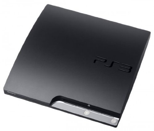 Sony PlayStation 3 Slim Console (120GB Model)