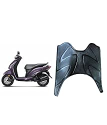 Spedy Scooter / Scooty Rubber Floor-Foot Mat For Yamaha Fascino