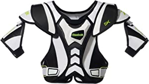 Reebok 5K Shoulder Pad (White Black Lime) by Reebok