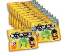 Crazy Bones Gogos Series 2 Lot of 10 Packs by Magic Box Int.
