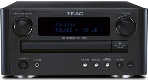 Review and Buying Guide of The Best Teac CRH248 CD/MP3/DAB/FM Micro System