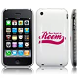 IPHONE 3GS DON'T BE JEL BE REEM IMAGE BACK COVER CASE / SHELL / SHIELD PART OF THE QUBITS ACCESSORIES RANGEby CallCandy