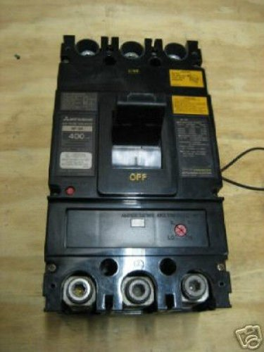 Mitsubishi Breaker Nf-Sk3400 Nf Sk 400 Amp 400A A