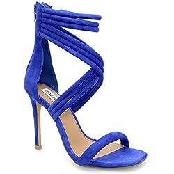 Steve Madden scarpe da donna Sandali a fasce Flynnnn - Blu