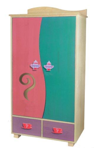 Room Magic Media Cabinet, Girl Teaset