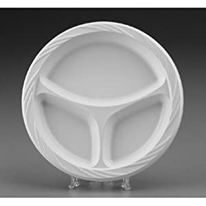 Chinet® Lightweight Plastic Dinnerware