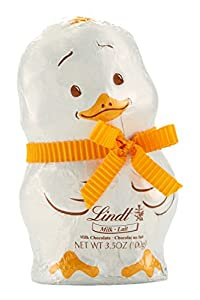 Lindt Easter Little Chicks Milk Chocolate, 3.5 Ounce