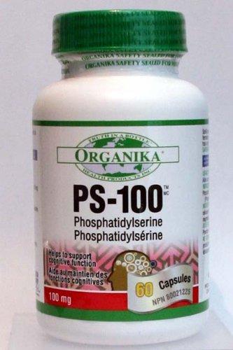 Organika Ps-100, 100 Mg, 60 Capsules