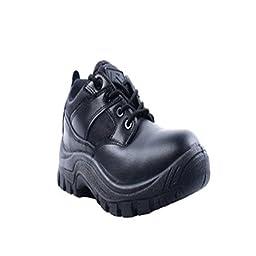 Ridge Air-Tac Oxford Shoe-Black-13-Wide