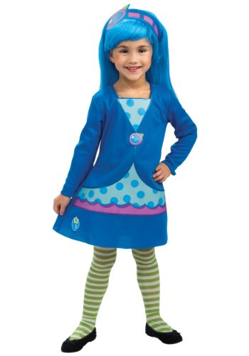 Rubies Strawberry Shortcake and Friends Blueberry Muffin Costume