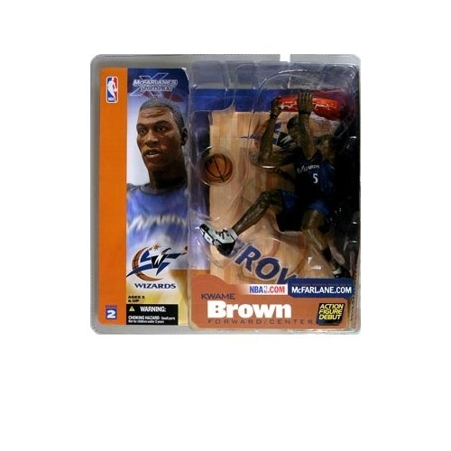 Kwame Brown Action Figure - 1