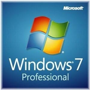 Windows 7 Professional SP1 64bit (OEM) System Builder DVD 1 Pack Picture