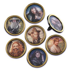 The Hobbit Party Rings [Toy]